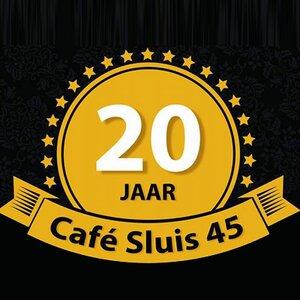 Sluis 45 logo