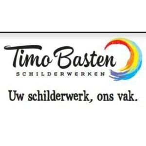 T. Basten Schilderwerken logo
