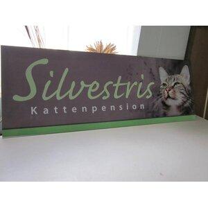 Kattenpension Silvestris logo