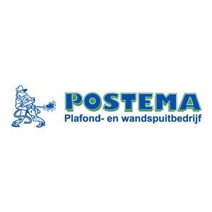 Plafond- en Wandspuiterij Postema logo