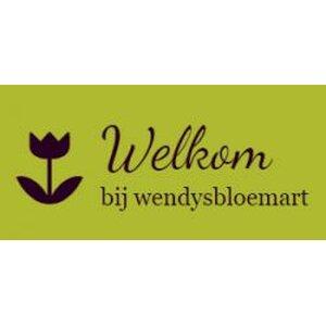 Wendys Bloemart logo