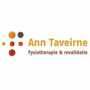 Ann Taveirne Fysiotherapie logo