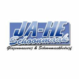 Ja-He Schoonmaak logo