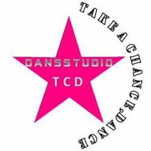 Dansstudio T C D logo