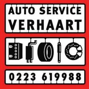 Autoservice  Verhaart logo