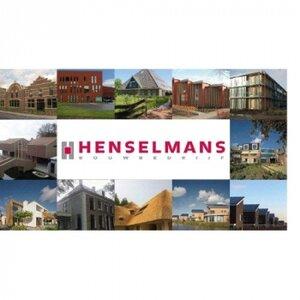 Henselmans Bouwbedrijf logo
