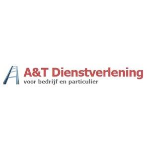 A en T Dienstverlening logo