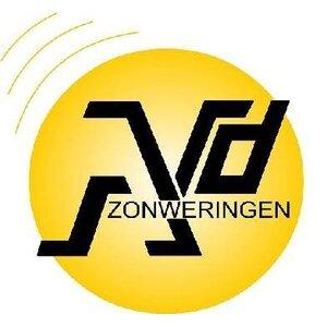 A. van der Veen Zonwering logo