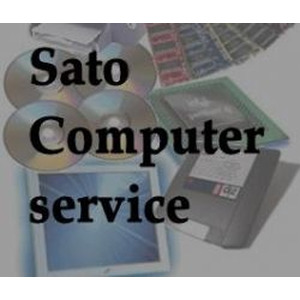 SATO Computerservice logo