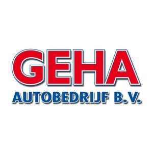 GEHA autobedrijf logo