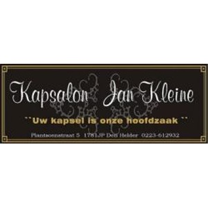 Kapsalon J. Kleine logo
