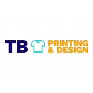 TB Printing logo