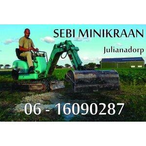 Sebi Minikraan logo