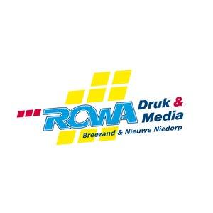 Drukkerij ROWA B.V. logo