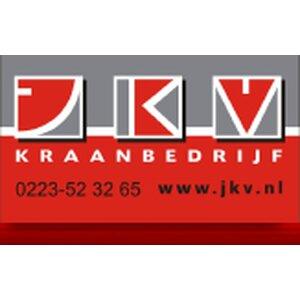 Kraanbedrijf JKV logo