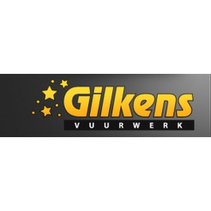 Gilkens Vuurwerk logo
