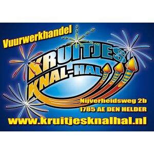 Kruitje's Knalhal logo