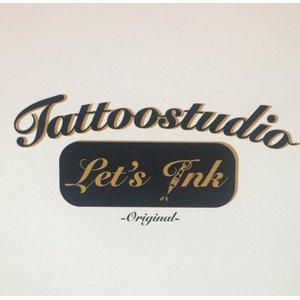 Tattoostudio Let's Ink logo