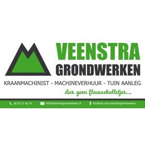 Veenstra Grondwerken logo
