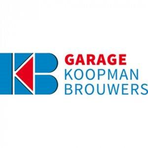 Garage Koopman Brouwers logo