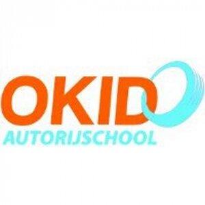 Autorijschool Okido logo