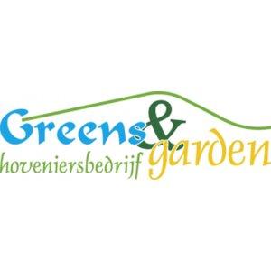 Greens & Garden logo