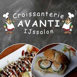 Croissanterie Avanti logo