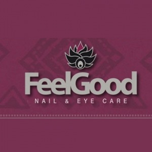 Feel Good Nail & Eye Care logo