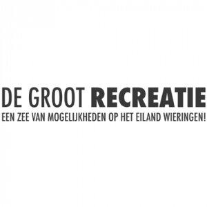 De Groot Recreatie logo
