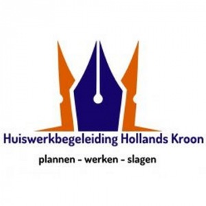 Huiswerkbegeleiding Hollands Kroon logo