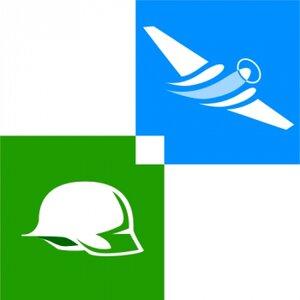 Luchtvaart- en Oorlogsmuseum Texel logo