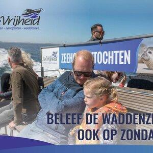 Vaartochten Texel de Vrijheid image 1