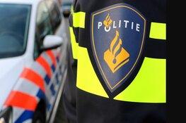 Automobilisten helpen motoragent bij aanhouding agressieve vandaal in Den Helder