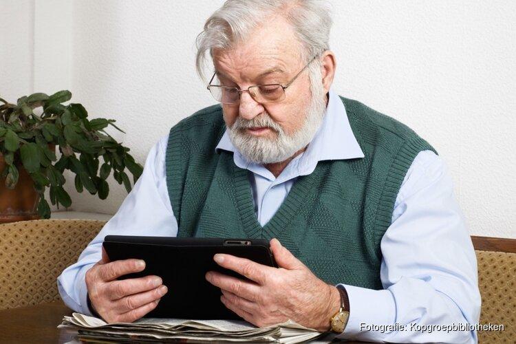 Online bankieren in School 7