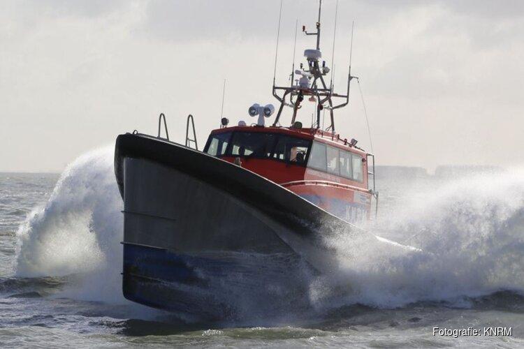 Vermiste zwemmer in Den Helder veilig op het droge na grote zoekactie