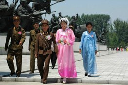 Lezing en documentaires over Noord-Korea
