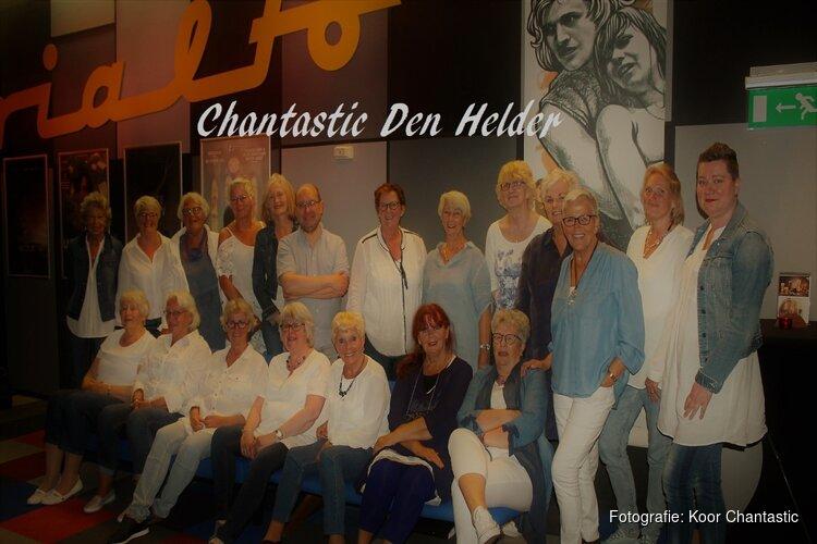 Eindpresentatie koor Chantastic