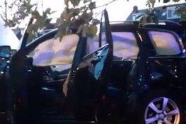 Jongen met kersvers rijbewijs rijdt auto van vader in de prak