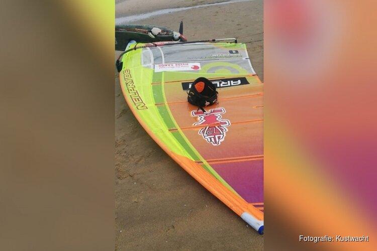"""Massale inzet hulpdiensten vanwege achtergelaten surfplank: """"Had voorkomen kunnen worden"""""""