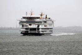 Tóch extra veerboot van en naar Texel vanwege immense drukte