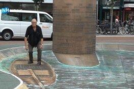 """Inwoners Den Helder enthousiast over straatkunst: """"Een lust voor het oog"""""""
