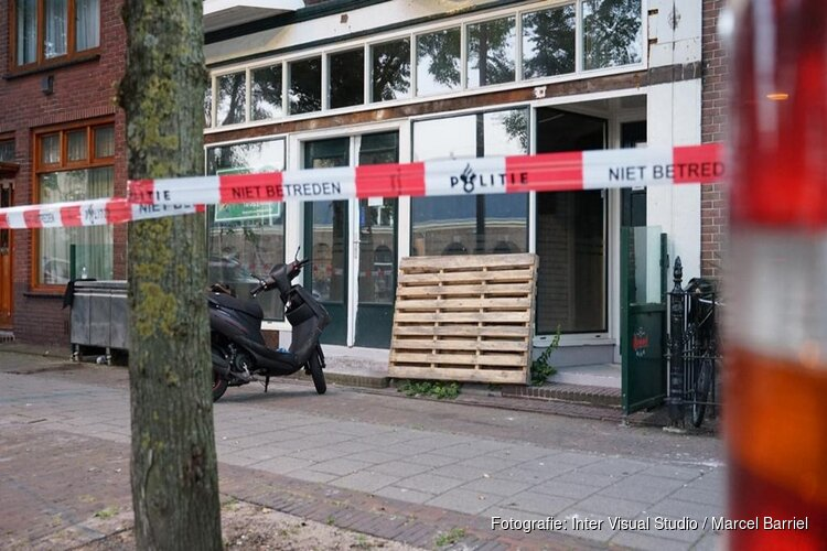 Scooterrijdster zwaargewond in Den Helder