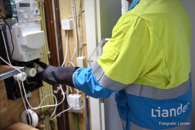 Liander plaatst kosteloos nieuwe energiemeters in Den Helder