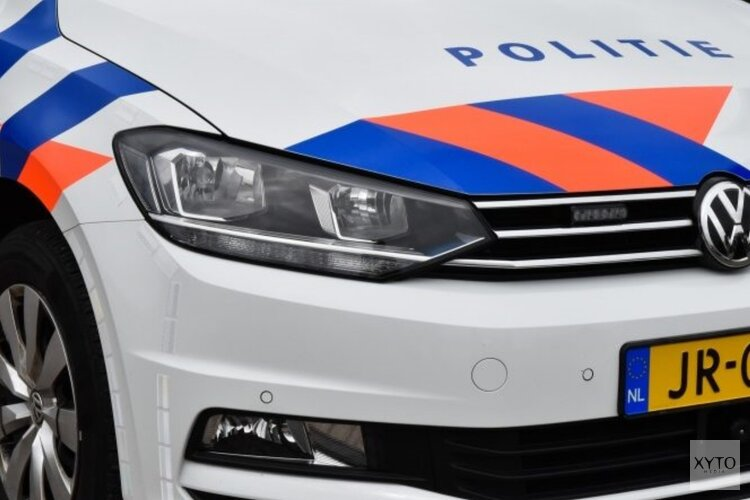 Meerdere autobanden lekgestoken in straat in Julianadorp