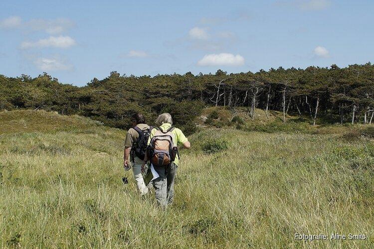 Op ontdekkingstocht door de Helderse duinen
