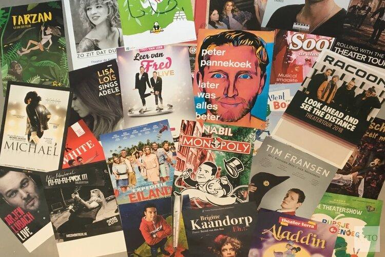 Gratis theaterposters van Theater de Kampanje