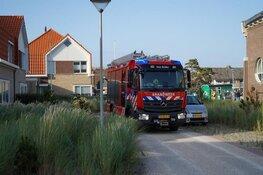 Brand in villa in Huisduinen