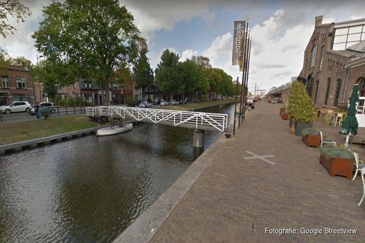 'Onverlaten' zetten loopbrug Den Helder open: meisje raakt gewond