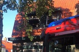 Uitslaande brand in rijtjeshuis Den Helder onder controle