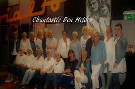 Koor Chantastic is een projectkoor in Den Helder
